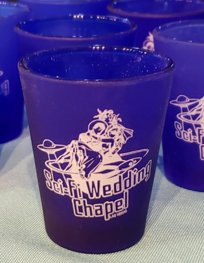 Chapel Shot Glass