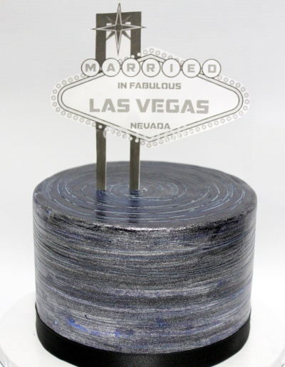 Little Vegas Cake