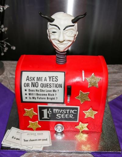 Mystic Seer Cake