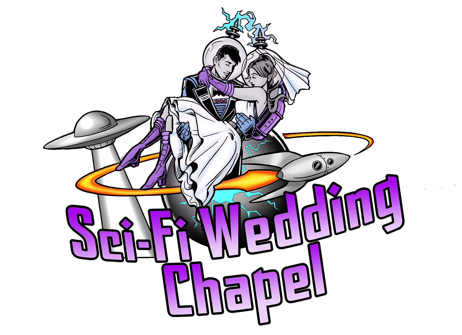 SCIFI WEDDING CHAPEL
