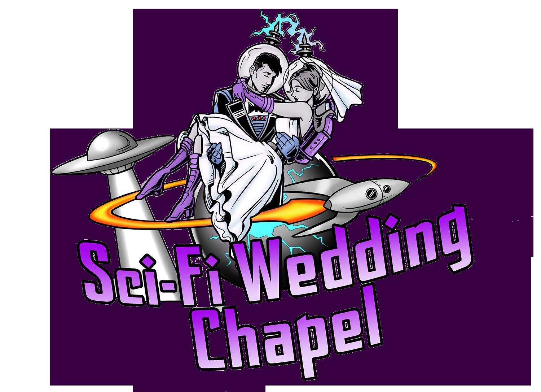 SCIFI WEDDING CHAPEL